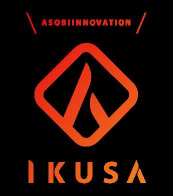 IKUSA ロゴマーク